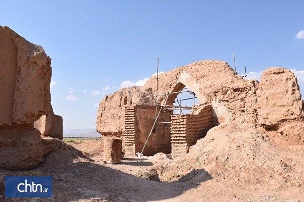 تهیه طرح مطالعه و مستندنگاری ارگ تاریخی دولت آباد اسفراین