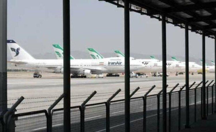 ماجرای بازداشت خلبان پرواز 1152 تهران-بیروت ماهان