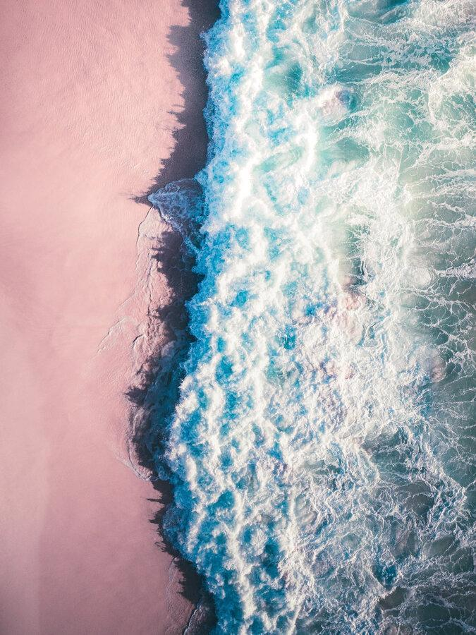 عکس های هوایی دیدنی از زمین