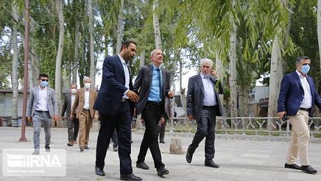 سفیر اتریش در ایران:طبیعت چهارمحال و بختیاری ظرفیت مناسبی برای جذب گردشگران است