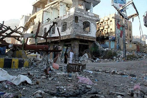 ائتلاف متجاوز سعودی آتش بس ادعایی در یمن را نقض کرد