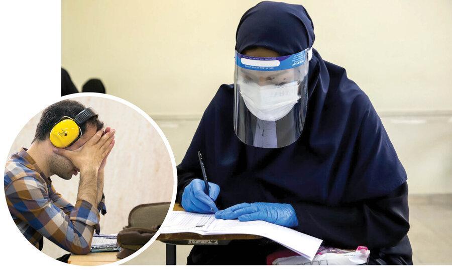 آمار سخنگوی وزارت بهداشت از موافقان و مخالفان برگزاری کنکور ، ترکیه و چین هم کنکور را برگزار کردند ، کادر پرستاری را افزایش می دهیم