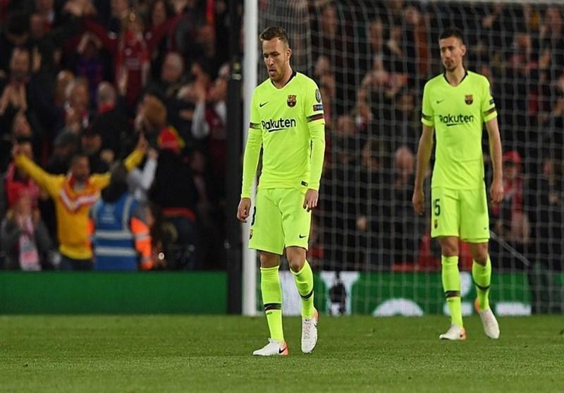 آرتور به بارسلونا برمی گردد، تهدید کاتالان ها جواب داد