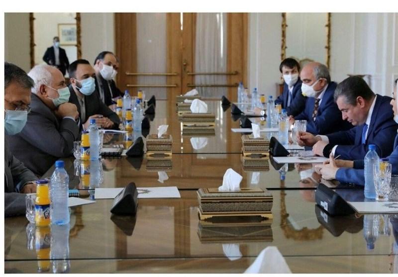 تاکید ظریف بر به روز رسانی سند همکاری های بلند مدت ایران و روسیه