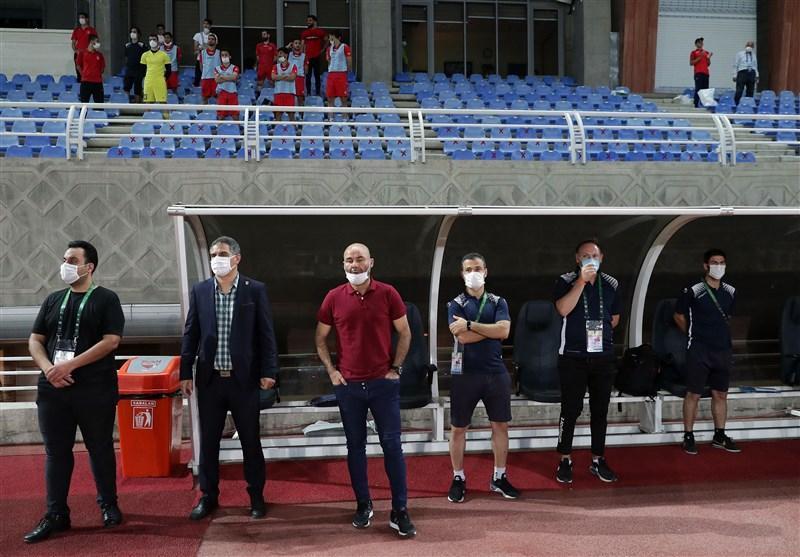 سیدعباسی: گل اول استقلال آفساید بود و پنالتی شان هم به اشتباه گرفته شد، اگر به یک تیم خصوصی کمک نمی کنید باعث دلسردی نشوید