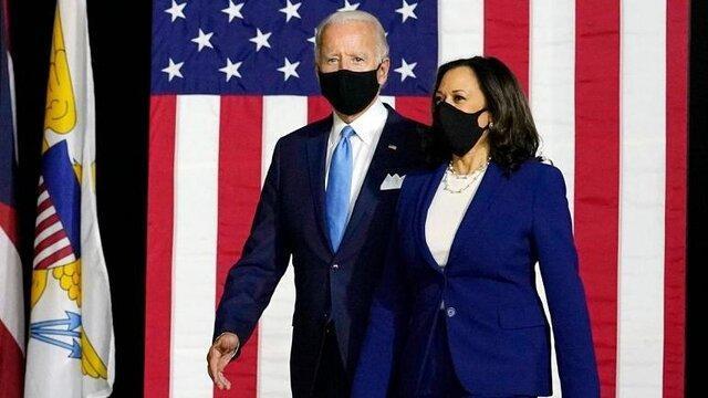 بایدن: رئیس جمهور شوم ماسک زدن را اجباری می کنم