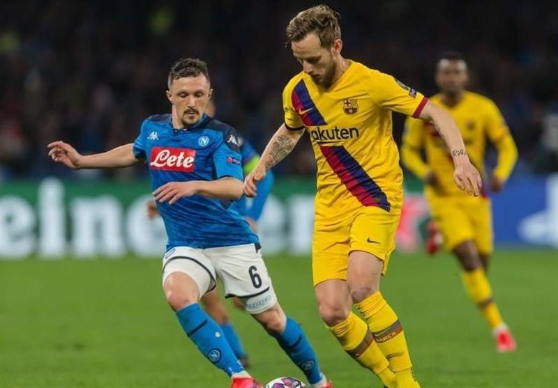 اعلام ترکیب اصلی بارسلونا مقابل ناپولی و بایرن مونیخ برابر چلسی