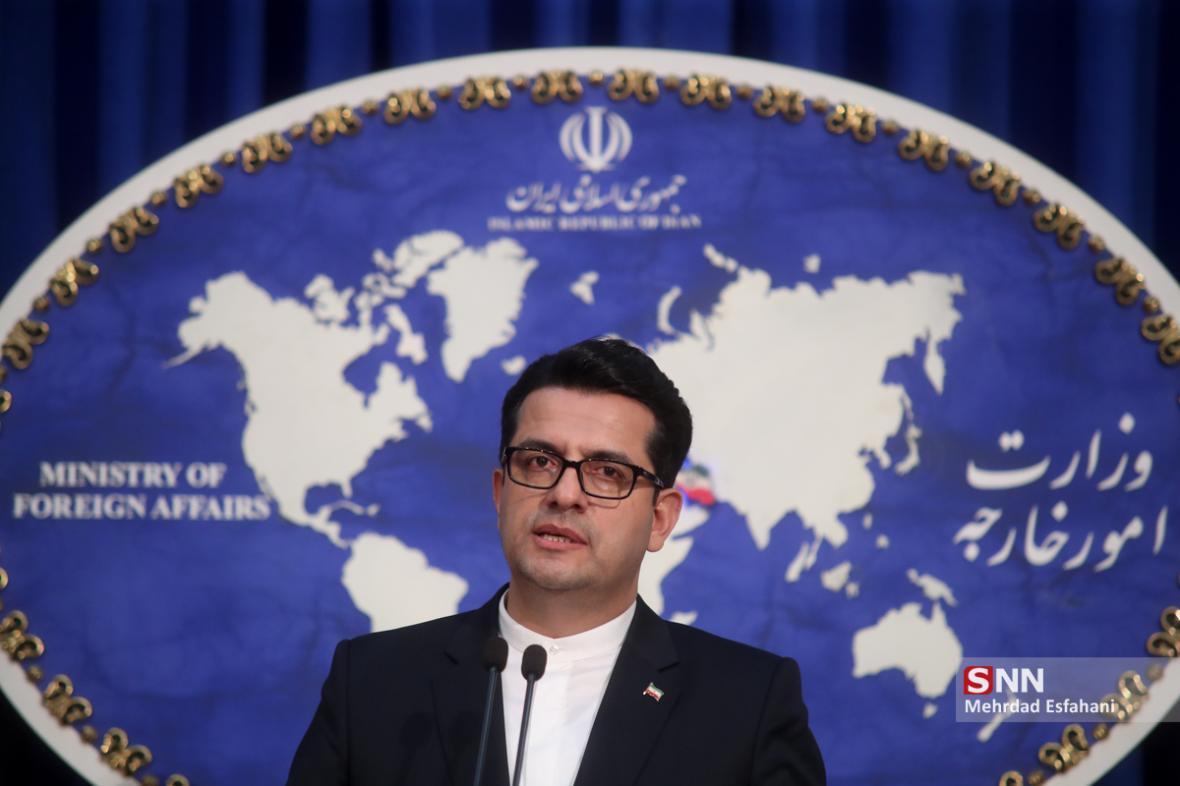 موسوی: آمریکا توانست فقط یک کشور کوچک را با خود همراه کند