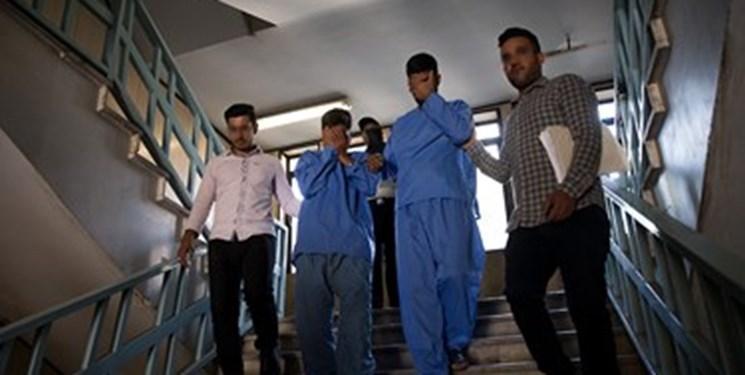 بازداشت جاعلان میلیاردی چک های بانکی در پایتخت