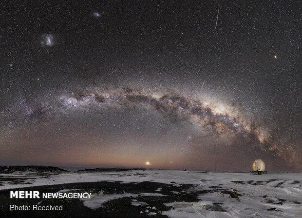 کهکشان راه شیری 100 میلیارد سیاره سرگردان دارد