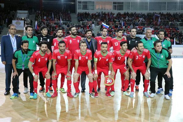 اردوی جدید تیم ملی فوتسال با حضور 19 بازیکن، توکلی هم دعوت شد