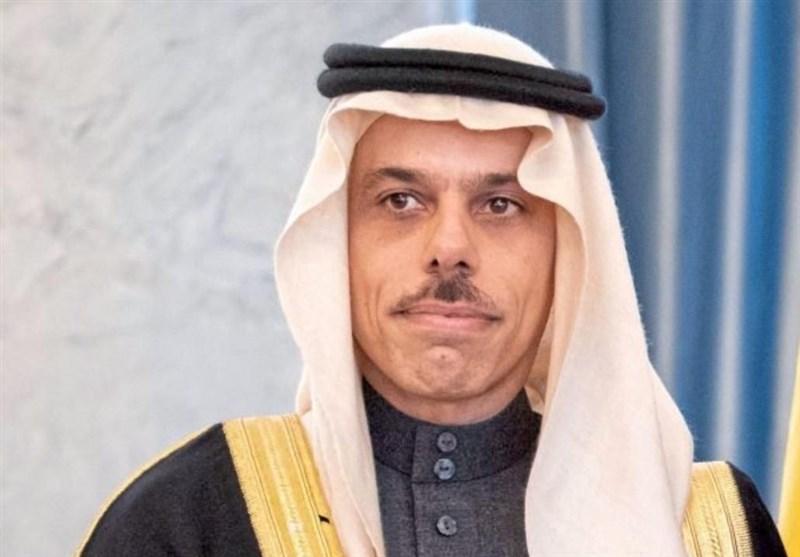 وزیر خارجه عربستان وارد عراق شد