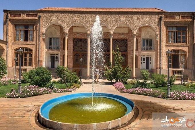 بنایی قاجاری که به مرکز علم در عصر حاضر تبدیل شد!