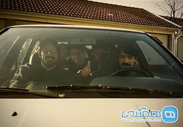 کیهان کلهر و حسین علیزاده در سال های دور