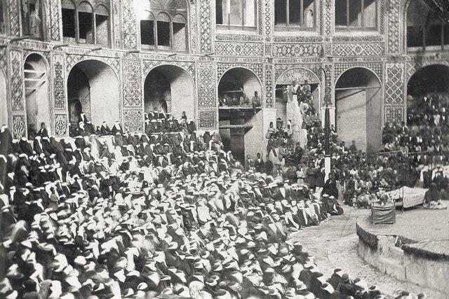 مروری بر تکیه های قدیمی تهران