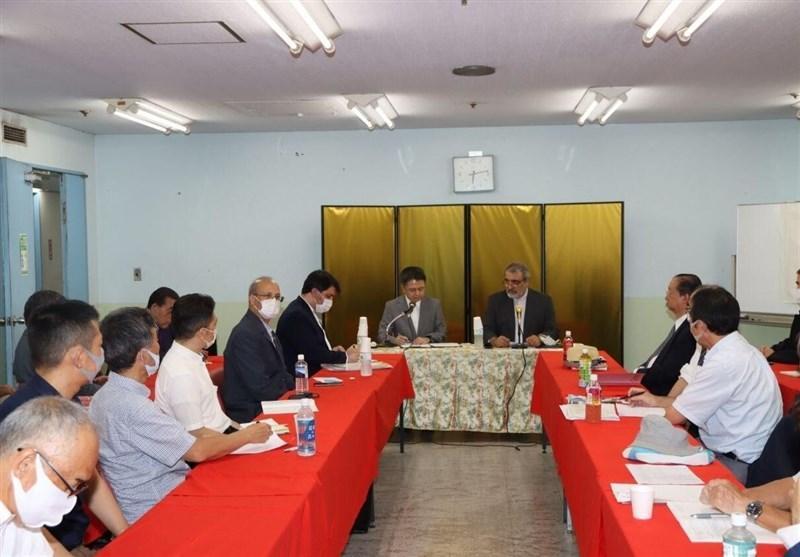 انتظار سفیر ایران از ژاپن برای افزایش ارتباطات همه جانبه تهران و توکیو
