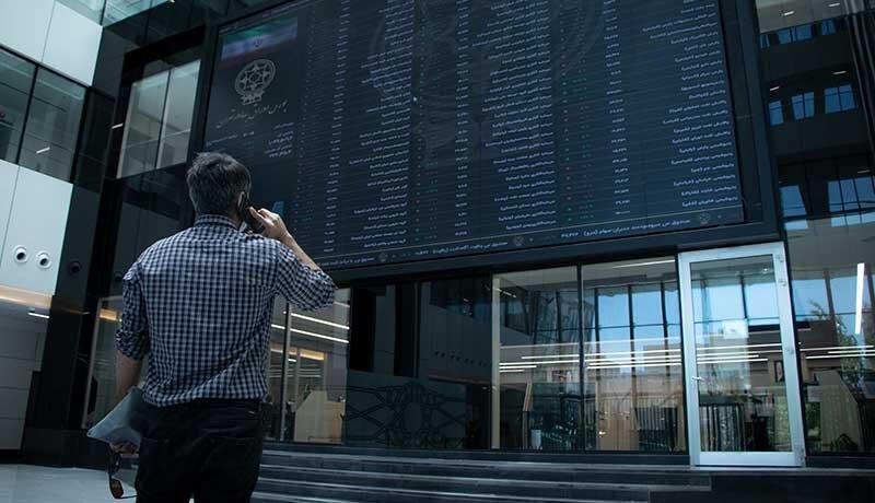 روزی پرنوسان برای بورس تهران ، شاخص کل بر پله یک میلیون و 578 هزار واحد نشست