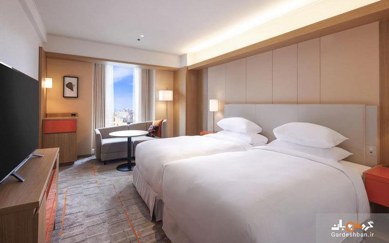هتل شرایتون میاکو اوساکا؛هتلی 4 ستاره با اتاق های امروزی و مدرن