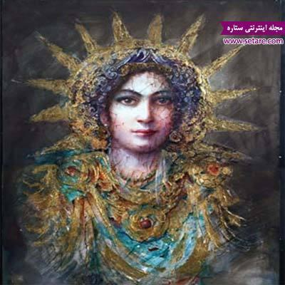 الهه های ایران باستان