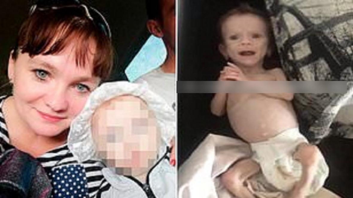 شکنجه های نوزاد 6 ماهه توسط مادر شرور!