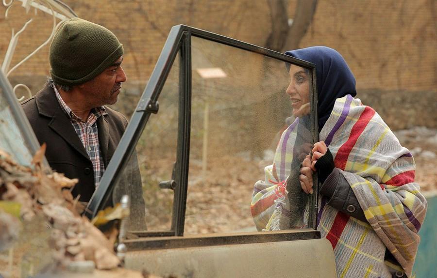 سریال سعید نعمت الله در شب های پایانی پخش، پشت صحنه سریال زمین گرم منتشر شد