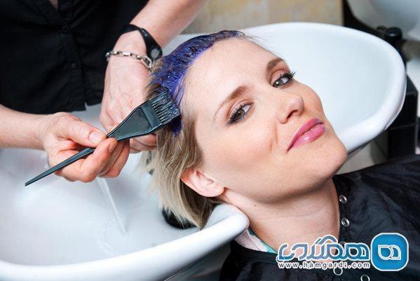 رنگ کردن مو در بارداری خطرناک است؟