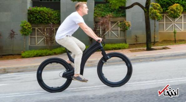 دوچرخه برقی ضد سرقت رونمایی شد