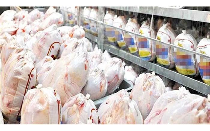 بحران بازار مرغ در کمین است؛ نرخ هر کیلو مرغ 24 هزار و 500 تومان