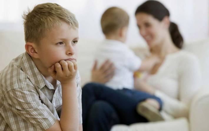 کنترل حسادت بچه ها