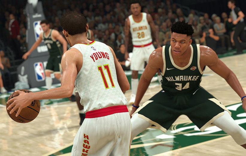 گیم پلی نسخه نسل بعد NBA 2K21 پیشرفت های بازی را به تصویر می کشد