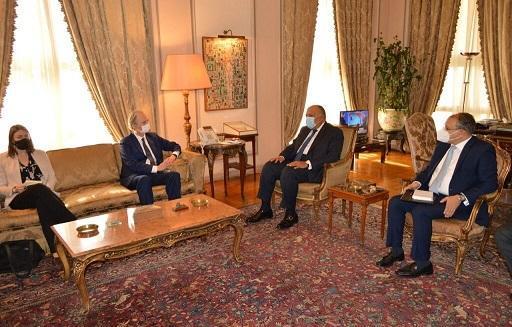 مصر از انتقال تروریست ها در سوریه به سایر نقاط جهان ابراز نگرانی کرد