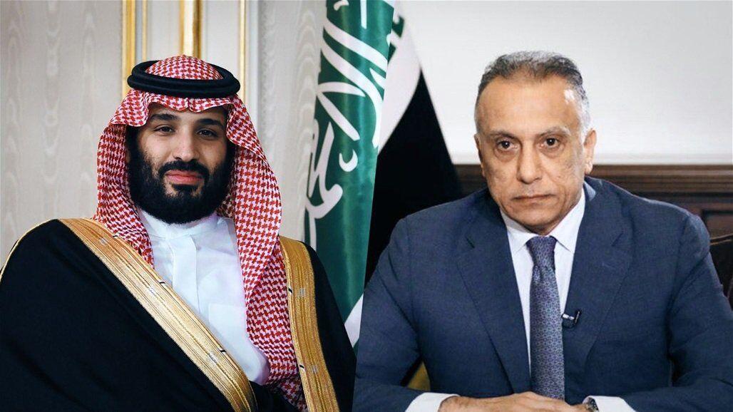خبرنگاران نخست وزیر عراق با ولیعهد سعودی گفت وگو کرد