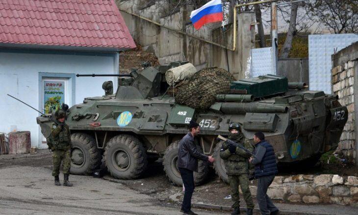 امضای توافقنامه ایجاد مرکز نظارت برآتش بس قره باغ میان آنکارا و مسکو