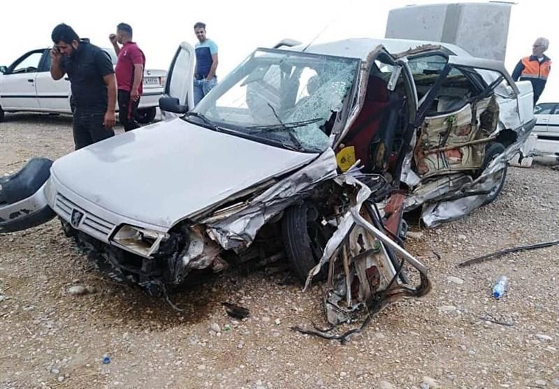 7 کشته در حادثه رانندگی محور نیکشهر - چابهار