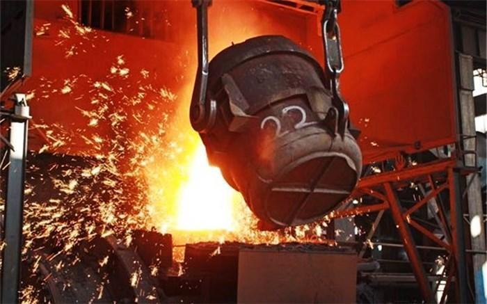 افزایش 19 درصدی فراوری آهن اسفنجی در کشور