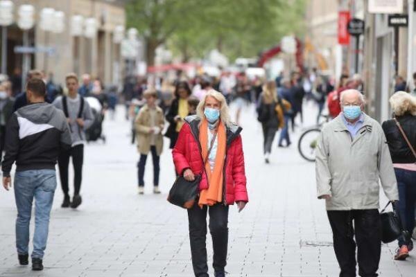 رکورد جدید کرونا در آلمان: 590 نفر ظرف 24 ساعت جان باختند