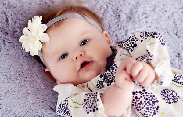 راه داشتن فرزند زیبا و پرمو