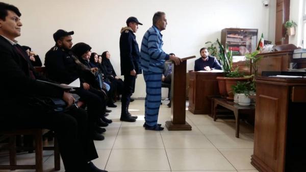 ناگفته های پدر 2 دختر تهرانی قبل از اعدام ، اعتراف به 4 جنایت در مصاحبه با قاتل