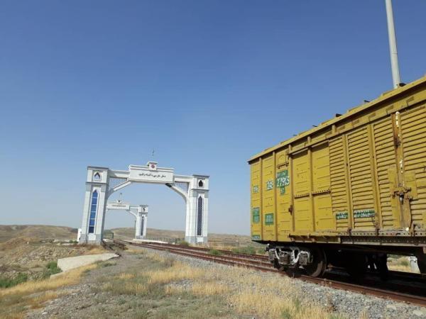 خبرنگاران مدیرکل راه آهن: تعریض ریل اینچه برون به ترکمنستان آماده اجراست