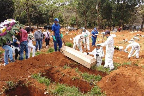 شمار قربانیان کرونا در دنیا از مرز 2 میلیون نفر گذشت