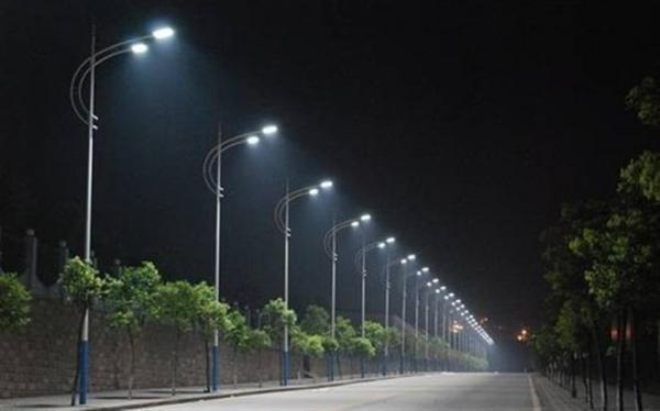 160 هزار چراغ روشنایی در معابر اصلاح شد