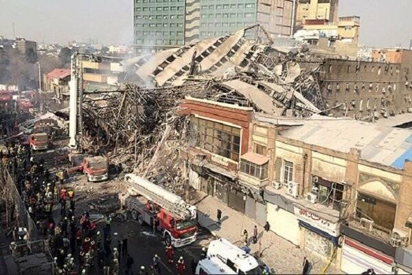 درسی از پلاسکو برای تهران و کلان شهر ها