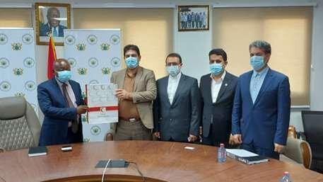 داروهای ایرانی در داروخانه های غنا توزیع می شود، طبابت پزشکان ایرانی در غنا