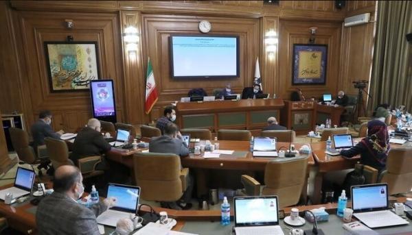 خبرنگاران روی خط شورای شهر تهران