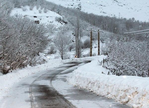 هواشناسی ایران 99، 11، 2؛ شروع برف و بوران 2 روزه در 17 استان