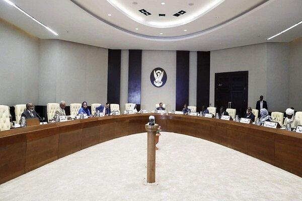 وزرای سودانی استعفای دسته جمعی را آنالیز می نمایند