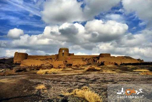 دژ کرشاهی یا قلعه دزدها؛ جاذبه متفاوت ابوزیدآباد، عکس