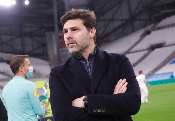 تصمیم غیرمنتظره پوچتینو برای مصاف پاری سن ژرمن با بارسلونا