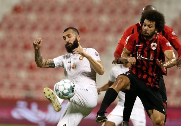 لیگ ستارگان قطر، پیروزی ارزشمند تیم چشمی برابر یاران خلیل زاده