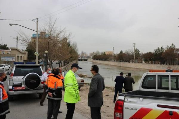 آمادگی کامل اورژانس برای حوادث جوی در آذربایجان شرقی
